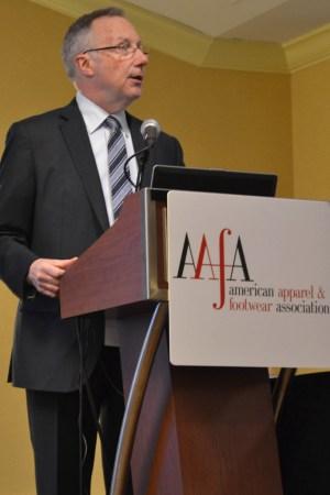 AAFA, Ambassador Robert Holleyman