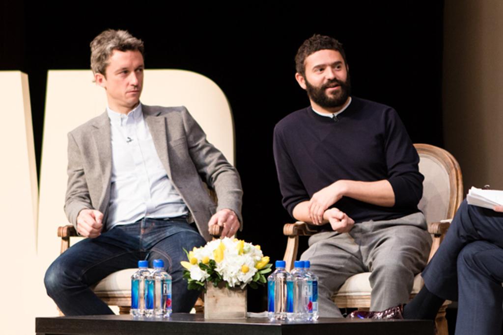 Men's Summit, Alexandre Mattiussi, Nicolas Santi-Weil