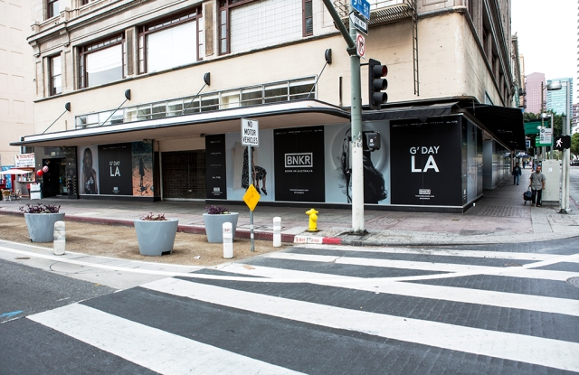 BNKR, Los Angeles