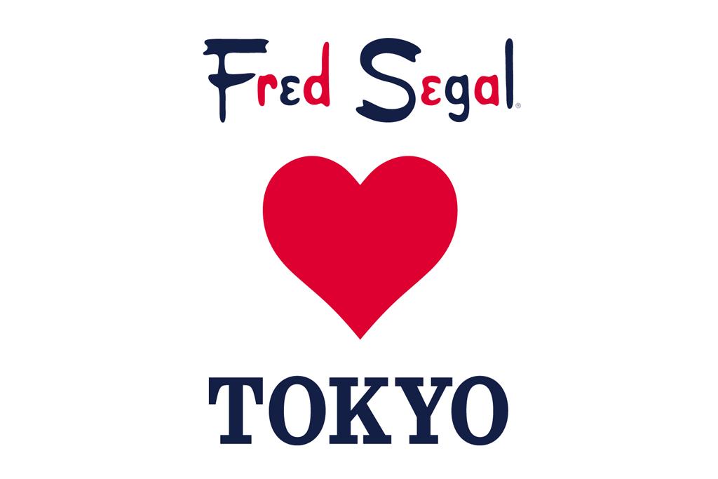 The Fred Segal Tokyo logo.