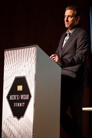 Glenn Silbert, Men's Summit