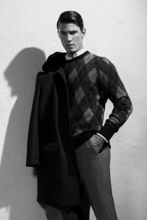 Haxby London, Fall, 2015, Men's Wear