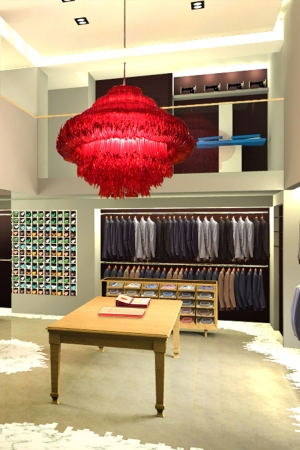 Isaia, Beverly Hills