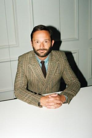 Jeremy Langmead, Mr Porter