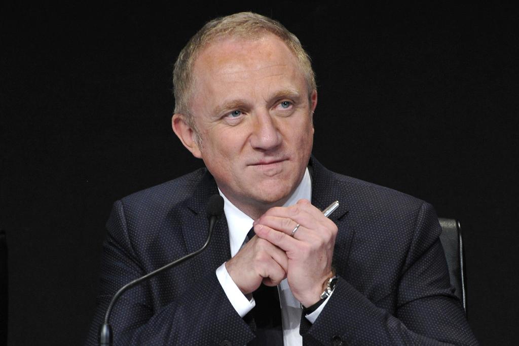 Kering, François-Henri Pinault