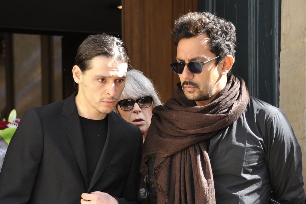Olivier Theyskens and Haider Ackermann