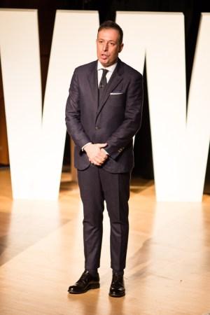 Massimo Caronna, Men's Summit