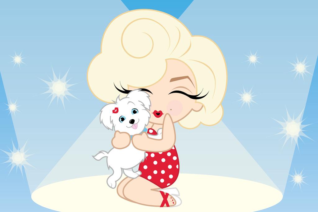 Mini Marilyn, ABG
