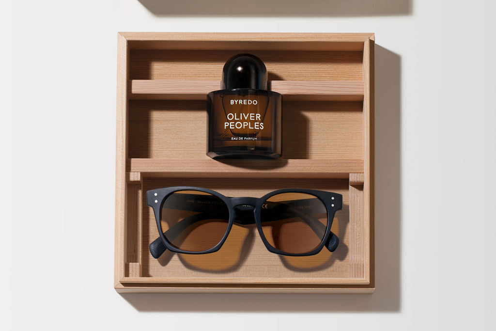 Oliver Peoples, Byredo