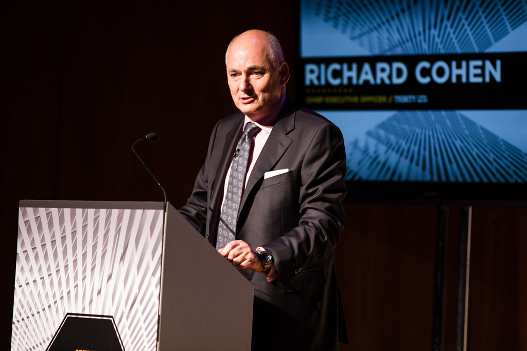 Richard Cohen, Men's Summit
