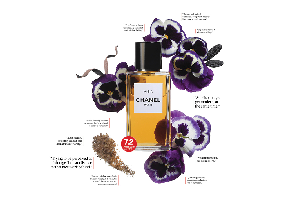 Beauty, The Smell Test, Chanel