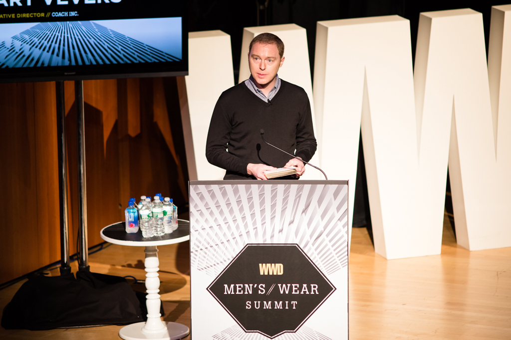 Stuart Vevers, Men's Summit