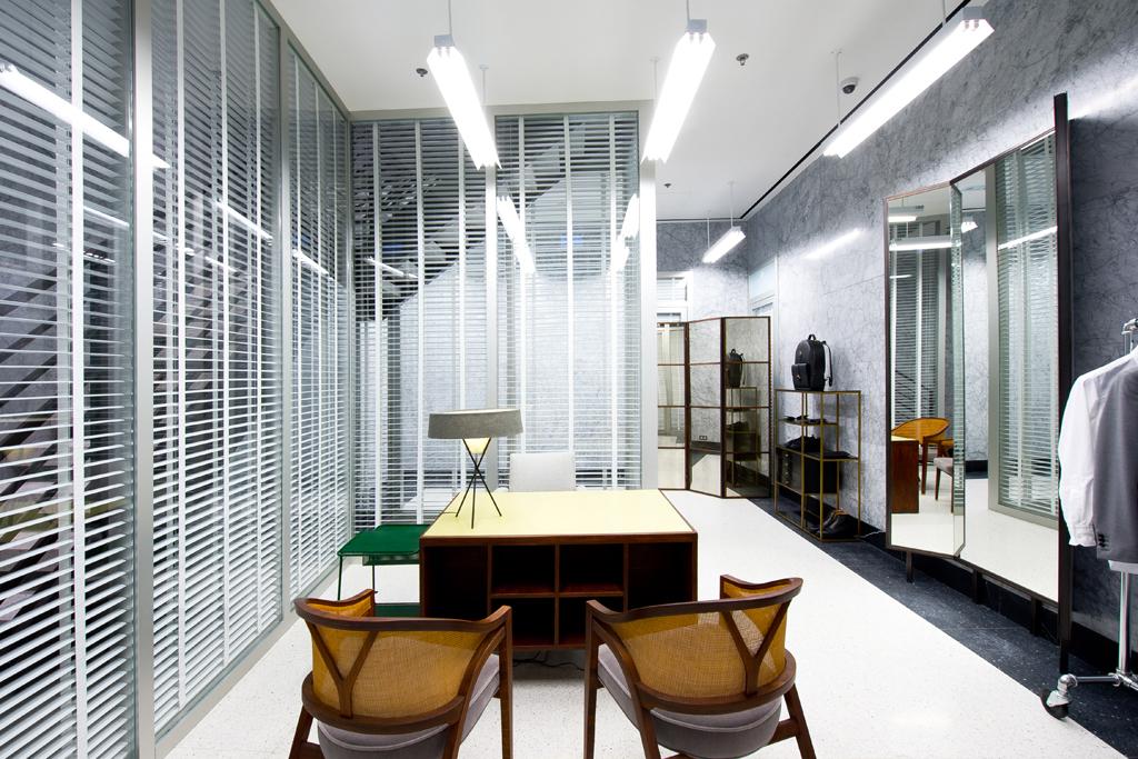 Thom Browne, store, Hong Kong
