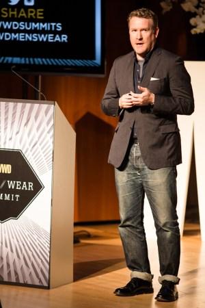 Todd Snyder, Men's Summit