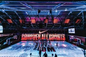 The Future of Basketball — Nike Zoom City Arena
