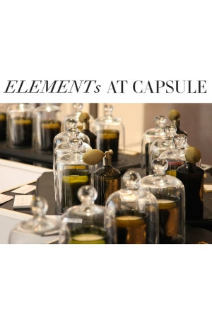 Elements at Capsule Trade Show