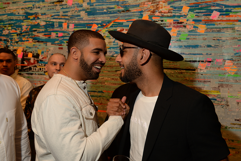 DRAKE, Swizz Beatz,Eye, S2 x Drake: I LIKE IT LIKE THIS