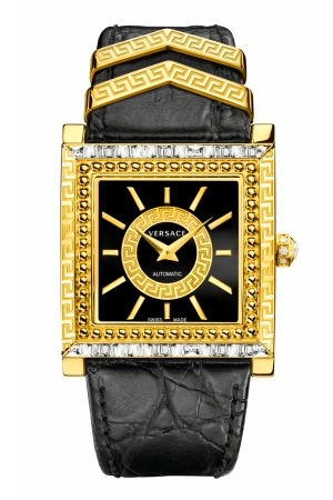 Versace's DV25 one-of-a-kind timepiece.