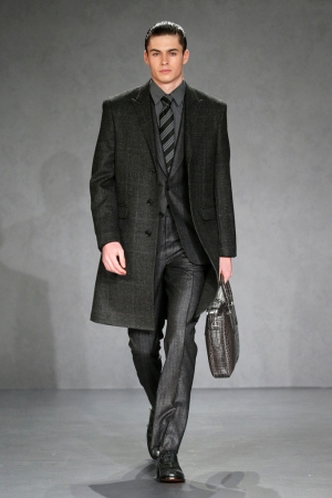 A look from Gieves and Hawkes.