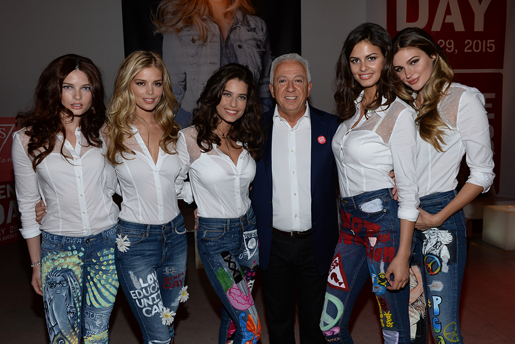 Guess, Denim Day, Italy