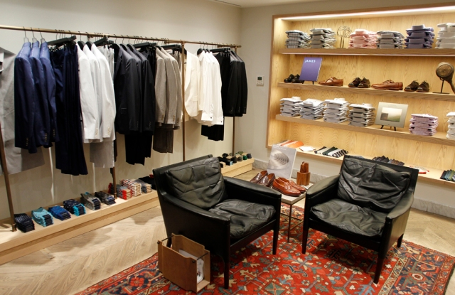 J. Crew Adds Men's to Madison Avenue Collection Store