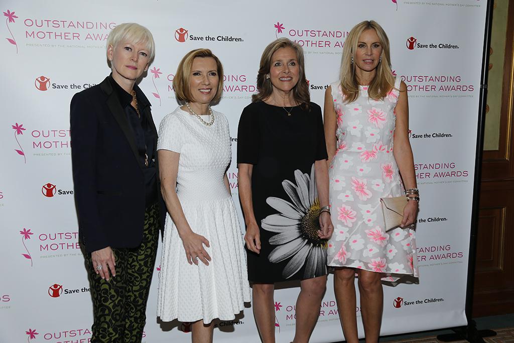Outstanding Mothers Awards, Joanna Coles, Liz Rodbell, Meredith Vieira, Dee Hilfiger