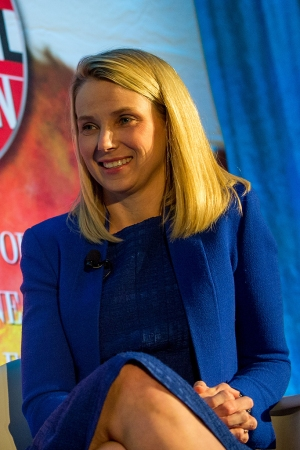 Yahoo, Fortune, Pattie Sellers, Marissa Mayer