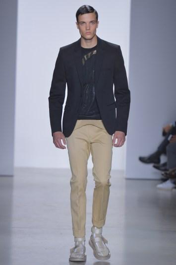 Calvin Klein Collection Men's RTW Spring 2016