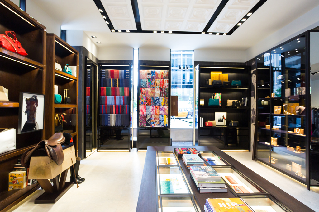 Carolina Herrera boutique in Washington, D.C.