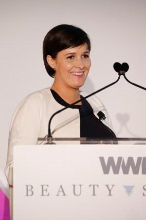 Cassandra Grey Beauty Summit WWD