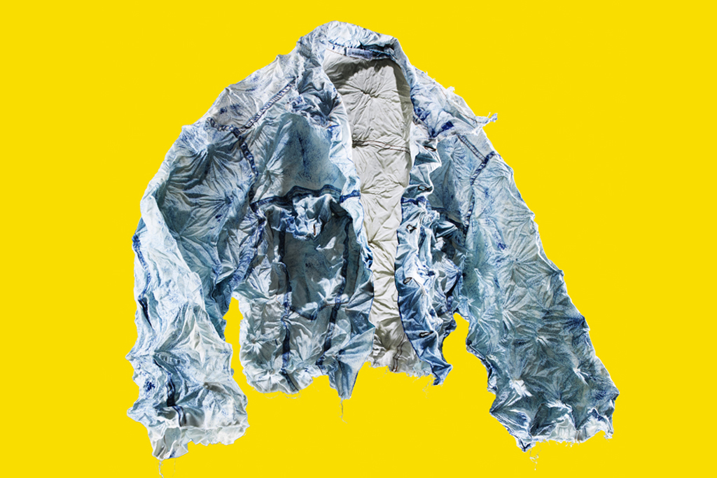 Faustine Steinmetz's cotton jacket, available at openingceremony.us.