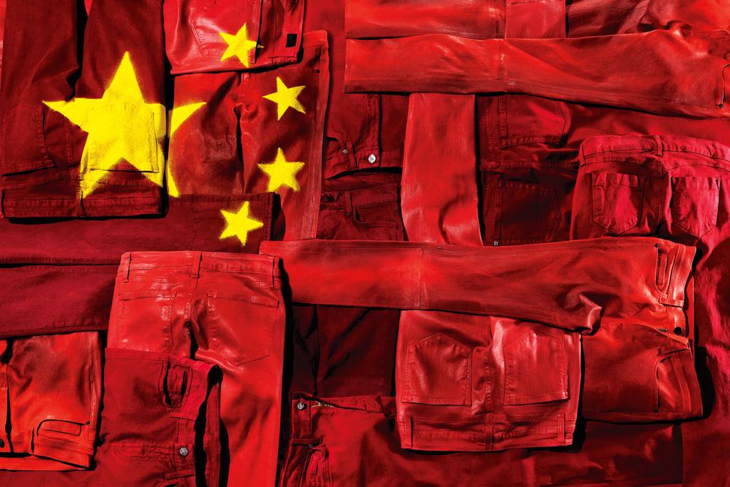 U.S. Denim Brands Eyeing Chinese Consumers