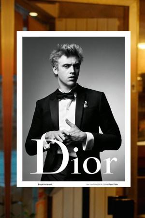 Boyd Holbrook, Dior