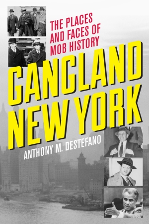 Gangland Book Cover