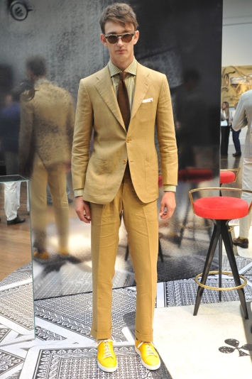 Kiton's Men's Ready to Wear 2016 Collection