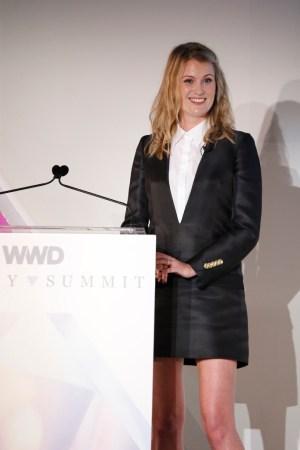Mia Collins Beauty Summit WWD