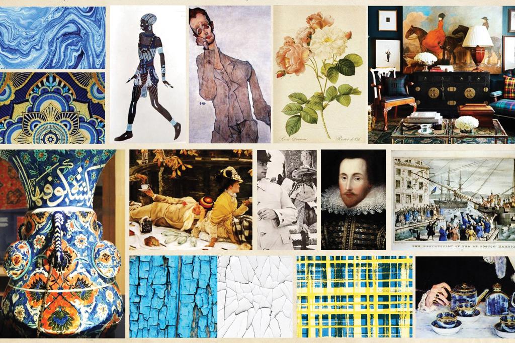 Vivienne Westwood mood board