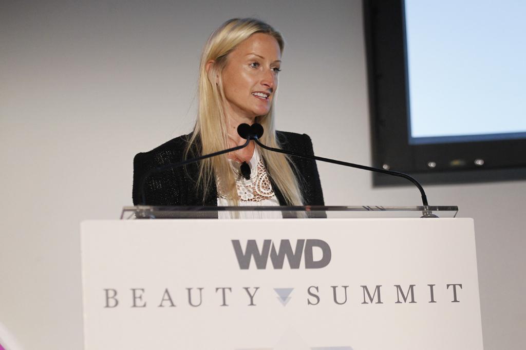 Thea Green Beauty Summit WWD