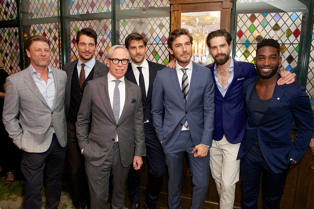 Tommy Hilfiger, London Collections: Men Dinner