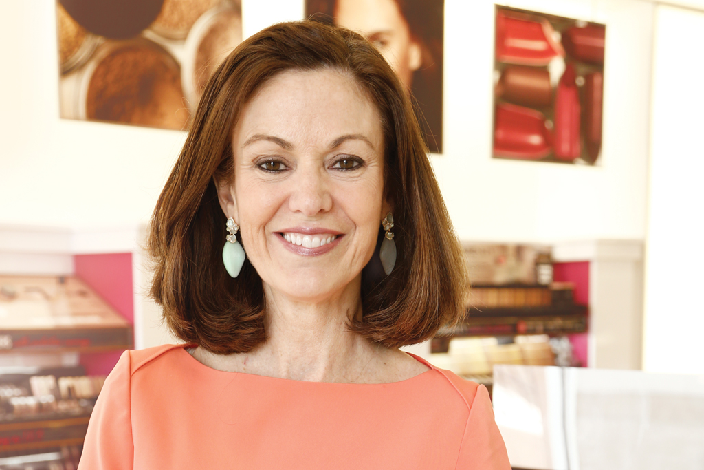 Mary Dillon, chief executive officer of Ulta.