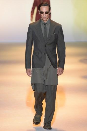 Versace Men's RTW Spring 2016