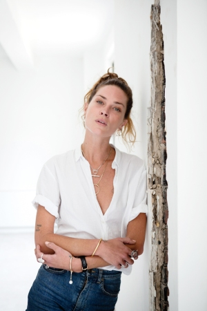 Erin Wasson Launching Fine Jewelry Wwd