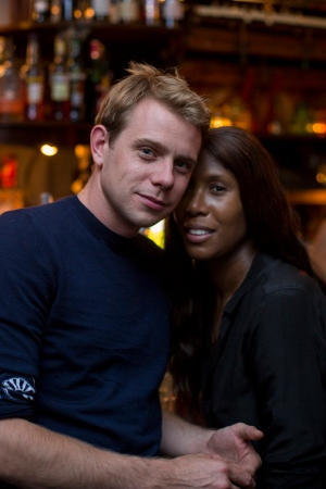 Jonathan Anderson and Honey Dijon