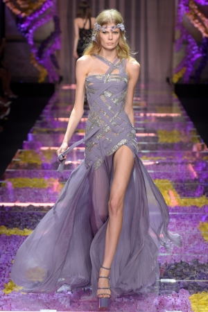 Atelier Versace Couture Fall 2015