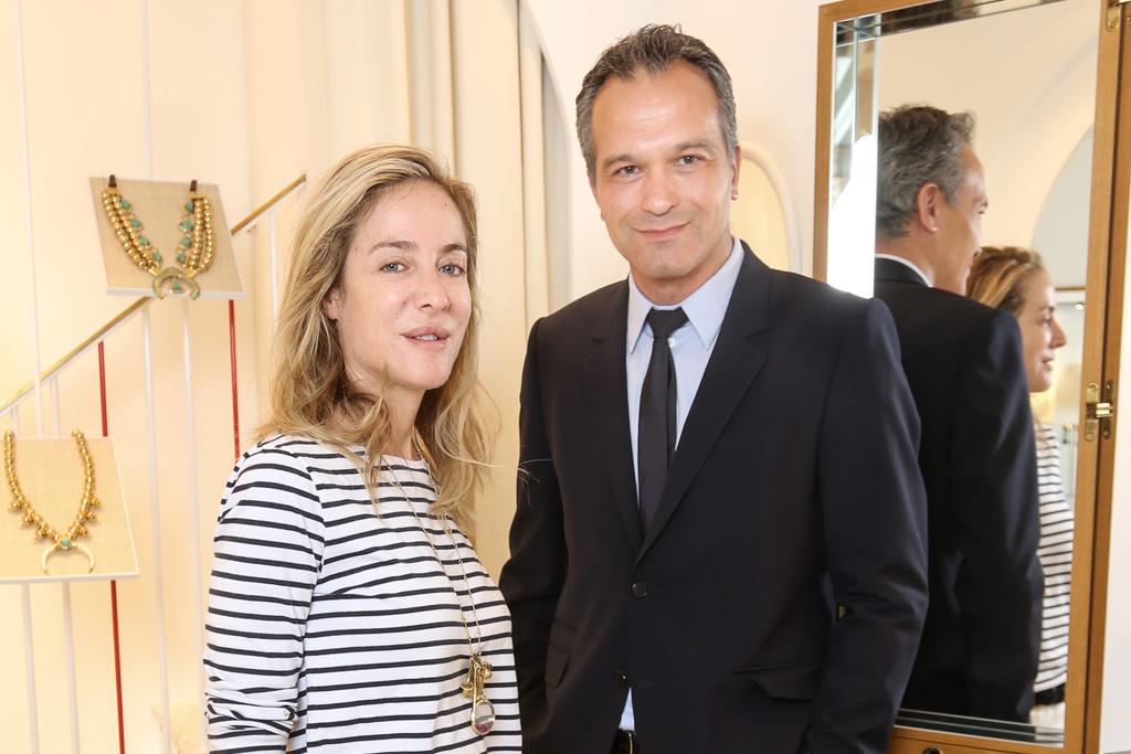 Aurélie Bidermann and Stéphane Raymond