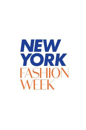 CFDA's NYFW logo.