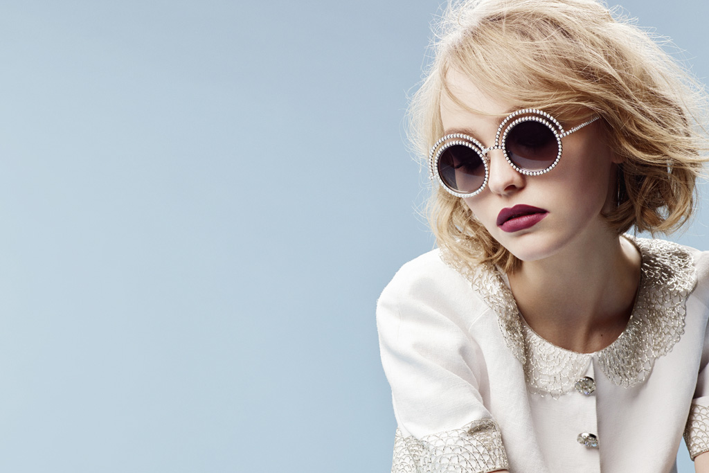 Lily-Rose Depp fronting new Chanel ad