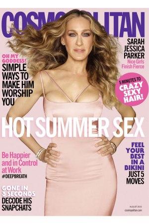 Cosmopolitan, August 2015