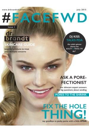 Dr. Brandt Skincare #FaceFwd