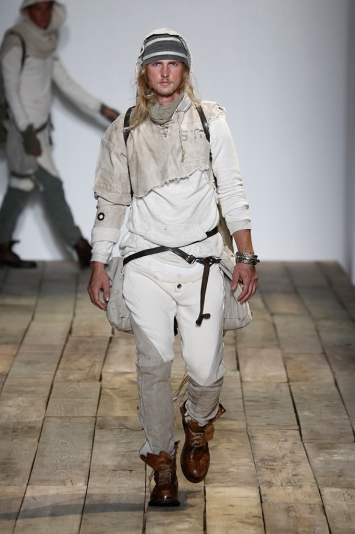 Greg Lauren Men's RTW Spring 2016